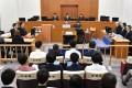Prosecutors demanded life imprisonment for Kenneth Franklin Shinzato, a former US Marine. Photo: Kyodo