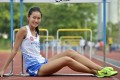 Hurdler Vera Lui in 2012. She claims she was sexually assaulted by a coach a decade ago. Photo: Warton Li