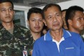 Wattana Phumret confessed to planting the nail-filled device due to what he has said was his 'hatred for governments that come from military coups. File photo: EPA