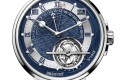 Watches with a blue dial are trendy and sophisticated