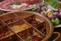 A spicy hotpot with an array of ingredients at Chuan Po Po in Tsim Sha Tsui. Photo: Edmond So