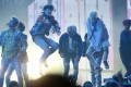 BTS performing at the 2017 American Music Awards. Photo: Reuters