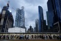 According to a CBRE survey, 85pc of occupiers in the Asia-Pacific region anticipate an increase in mobility intheir future workforce. Photo: Reuters