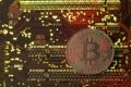The price of bitcoin futures has surged after trading began on the CBOE exchange this week. Photo: Reuters