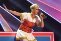 Tencent's three platforms – QQ Music, KuGou and Kuwo – are becoming important vehicles for Western pop stars such as Katy Perry (pictured) and Rihanna to sell music in China. Photo: AFP