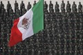 Mexico's Senate approved a law on Friday to give the military legal justification to act as police, despite objections from human rights groups. Photo: AP