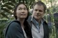 Hong Chau acts alongside Matt Damon in Downsizing. Photo: AP