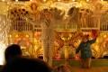 Hugh Grant and Paddington, the lovable Peruvian bear, in Paddington 2 (category: I), directed by Paul King.