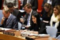 The United States has given China a draft resolution for tougher UN sanctions on North Korea and is hoping for a quick vote on it by the UN Security Council, a Western diplomat said. Photo: Xinhua