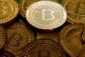 Bitcoins, which global regulators are increasingly warning is a speculative bubble. The cryptocurrency's rise is also pushing regulators to consider taking action after years of simply urging caution. Photo: AFP