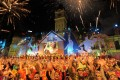 Malaysia's cultural diversity is epitomised by the annual Citrawarna, or Colours of Malaysia, celebration at Dataran Merdeka in Kuala Lumpur in October. Photo: Tourism Malaysia