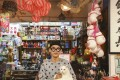 Joel Chung, founder of Bank of Stationery in San Po Kong, visits old-school shops that sell such items. Photo: Nora Tam