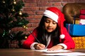 Should you encourage your children to write thank you letters? Photo: Alamy