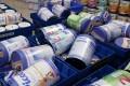 Recalled baby milk boxes. Photo: AP