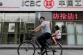 More than 80 per cent of ICBC's total network in China has undergone a 'go smart' revamp. Photo: Reuters