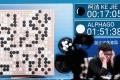 Google's AlphaGo programme beat China's top Go player Ke Jie three games out of three. Photo: EPA