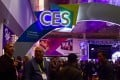 Attendees walk the halls at CES, the world's largest consumer electronics show, in Las Vegas, Nevada, in January last year. Photo: Agence France-Presse