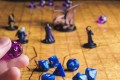 The Dungeons & Dragons board game is enjoying a revival with a new generation of players. Photo: Shutterstock