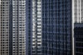 Residential buildings in Qinhuangdao, Hebei province. Photo: Bloomberg