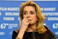 """French actress Catherine Deneuve hit out on Tuesday at a new """"puritanism"""" sparked by sexual harassment scandals, declaring that men should be """"free to hit on"""" women. Photo: Agence France-Presse"""