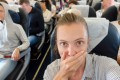 Don't worry, an increase in flatulence on planes is completely normal – but you can take steps to limit other passengers' exposure. Photo: Alamy
