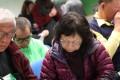 Retirees seeking re-employment at a job seminar. Photo: K. Y. Cheng