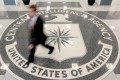 The lobby of the CIA Headquarters Building is pictured in Langley, Virginia. Photo: Reuters