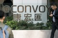 The headquarters of ConvoyGlobal in Hong Kong. A court will hear a series of lawsuits involving the company on one date in March. Photo: Bloomberg