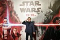 Mark Hamill during the red carpet premiere of Star Wars: The Last Jedi in Tokyo on 6 December 2017. An entire generation of movie goers in China were born since his third act as Luke Skywalker in 1983. The Chinese box office was a flop for the eighth outing of the Star Wars franchise. Photo: EPA-EFE