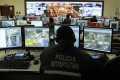A network of cameras has been installed across Ecuador using a system known as the ECU911 Integrated Security Service. Photo: AFP