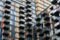 Since 2015, 30,575 housing units in England have been converted from offices to flats without having to go through the planning system, in a bid by ministers to boost housing supply. Photo: Bloomberg