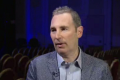 Amazon Web Services CEO Andy Jassy in an interview with CNBC's Jon Fortt at the 2017 AWS re:Invent conference in Las Vegas. Photo: CNBC
