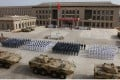 China opened its first military base in Djibouti in August. Photo: AFP