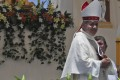 Osornos Bishop Juan Barros attended mass with Pope Francis during his visit to Chile earlier this month. Barros is accused of covering up for the country's most notorious paedophile priest. Photo: AP