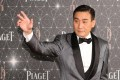 Tony Leung Ka-fai poses on the red carpet during the 35th Hong Kong Film Awards in 2016, in which he received a best actor nomination for his role in The Taking of Tiger Mountain. Photo: Edward Wong