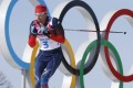 The Court of Arbitration for Sport has ruled to reinstate Alexander Legkov as gold medal winner of the men's 50-kilometre cross-country skiing in Sochi, which he was earlier stripped of after doping claims. Photo: AP