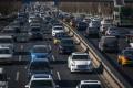 Morning traffic in Beijing. China's car insurance market was worth US$112 billion in 2017. Photo: EPA