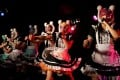 The Virtual Currency Girls, a Japanese pop group. Photo: Reuters