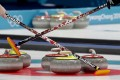 The 2018 Winter Olympics is underway as the mixed curling began. Photo: AP