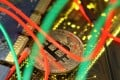 Bitcoin has lost more than half its value since touching a high in December. Photo: Reuters