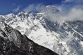 China and Nepal have different opinions on whether the height of Mount Everest should include its snowcap. Photo: AFP