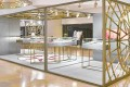 Dior's Rose Des Vents Pop-up store at Pacific Place