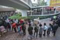 People queue up for blood donations at the Tsuen Wan Donor Centre in Hong Kong. Photo: David Wong