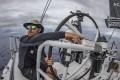 Sun Hung Kai/Scallywag crew member Marcus Ashley-Jones before the boat crosses the doldrums. Photo: Volvo Ocean Race