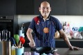 K.C. Koo in the kitchen. Pictures: Nora Tam