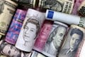 The Hong Kong dollar fell for a second day against the US dollar on Wednesday. Photo: Reuters