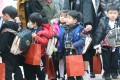 After an extended break for the Lunar New Year, primary schools and kindergartens will reopen on Monday. Photo: David Wong