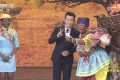 A television sketch intended as a celebration of Sino-African relations instead triggered allegations of discrimination and prejudice around the world. Photo: CCTV