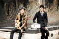 British rock duo Transition, Jesse Edbrooke (left) and brother Josh (right), have been putting their stamp on Taiwan's music industry for the last 12 years. Photo: Image-Release