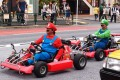 'Mario Karts' on the streets of Tokyo - but for how much longer? Photo: handout